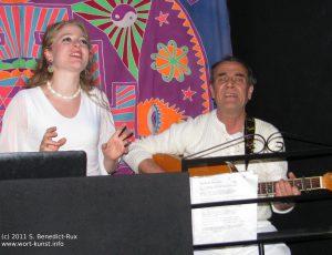 Das Duo stellt anlässlich der Veröffentlichung einige Lieder der CD vor