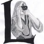 Initiale L zum thema Fotowettbewerb