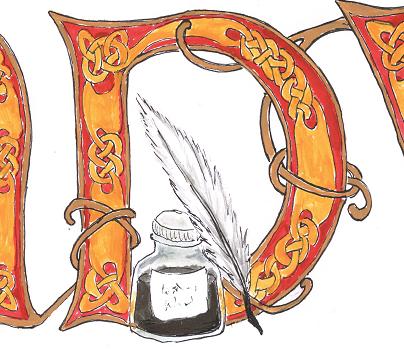 Keltische Initiale [D]