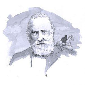 editorial Illustration Theodor Storm